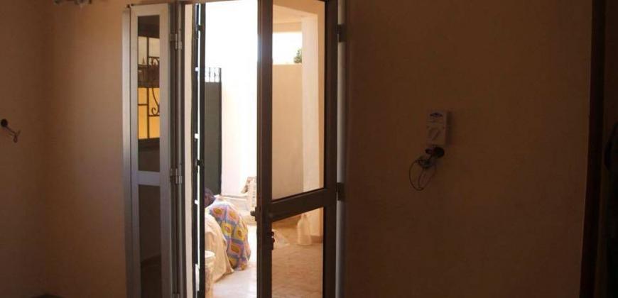 Villa à louer à Bacodjicoroni ACI a 100 m du fleuve