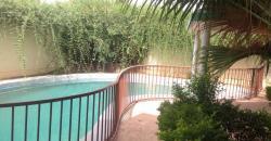 Appartement avec piscine a louer a Baco Djicoroni ACI