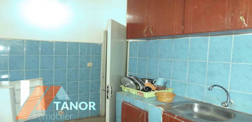 Appartement équipé à louer à l'ACI 2000