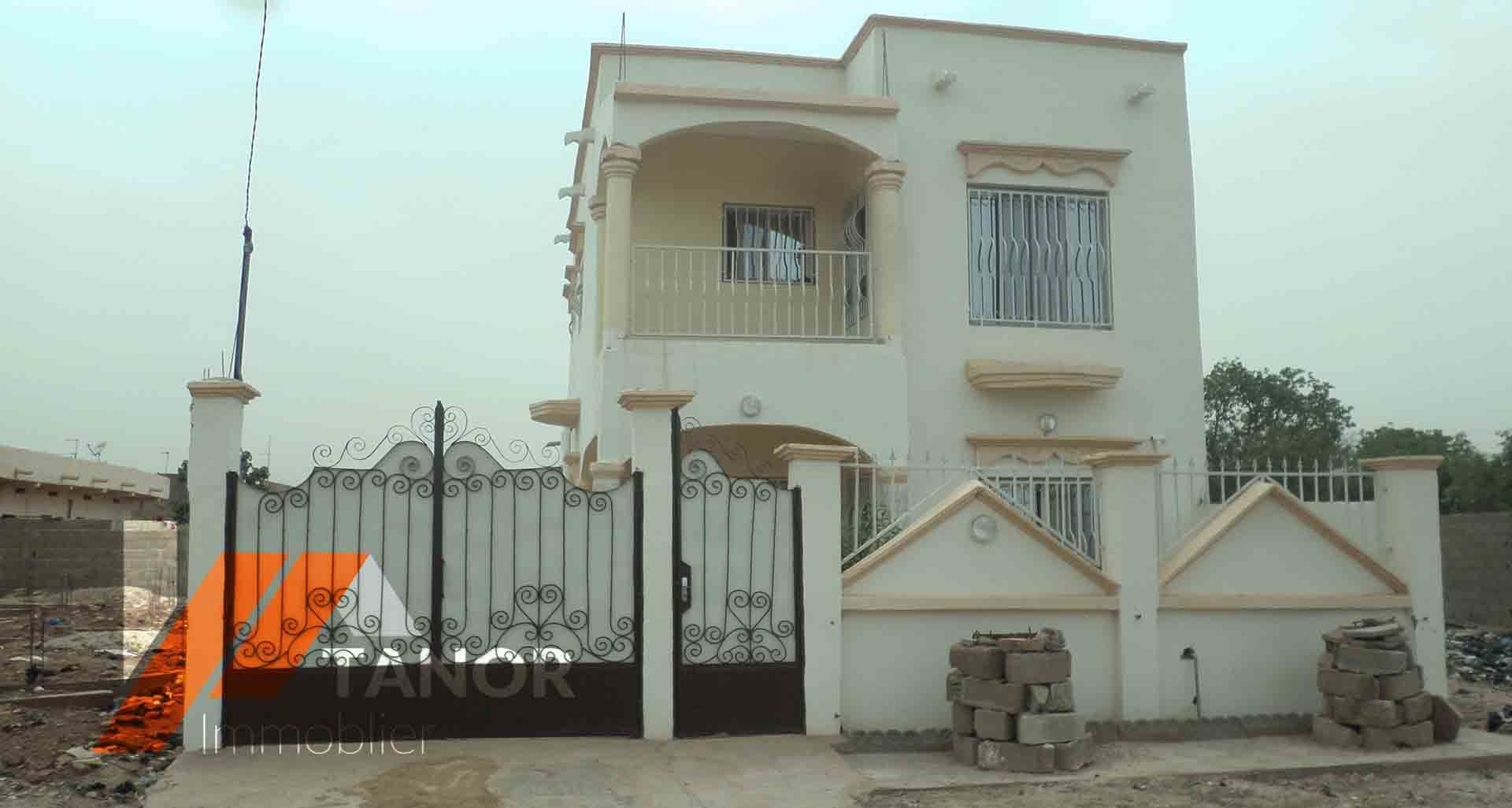 Villa vendre sotuba extension bamako for Villa a bamako