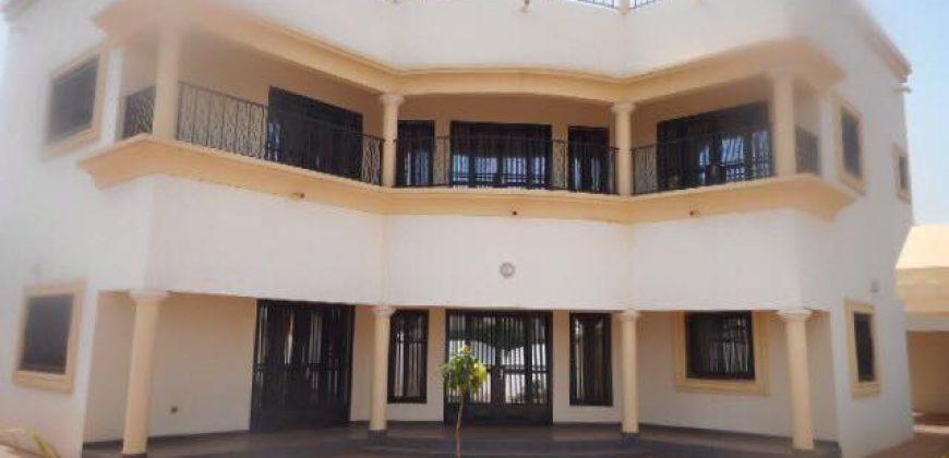 Location villa à Faso-kanu Magnambougou Bamako