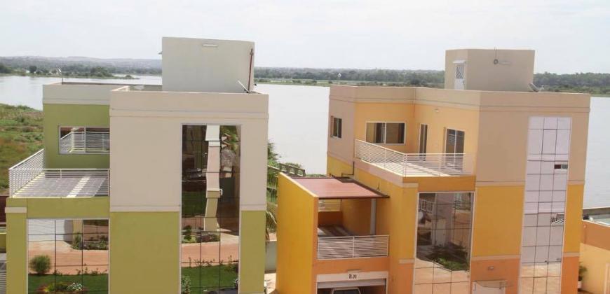 location villa de luxe Bamako avec piscine
