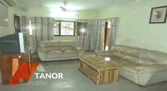Appartement meublé a louer Baco Djicoroni ACI
