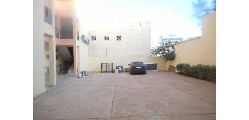 Appartements meublés et équipés à louer à ACI 2000