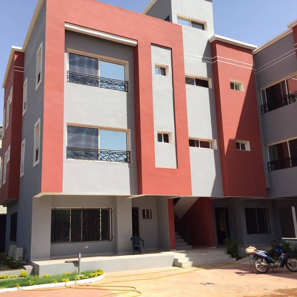 Appartements meubl s et non meubl s avec piscine louer bamako se loger au mali - Louer en meuble non professionnel ...