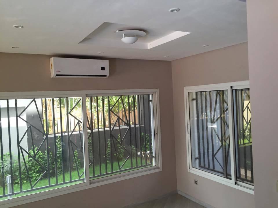 appartements meubl s et non meubl s avec piscine louer bamako se loger au mali. Black Bedroom Furniture Sets. Home Design Ideas