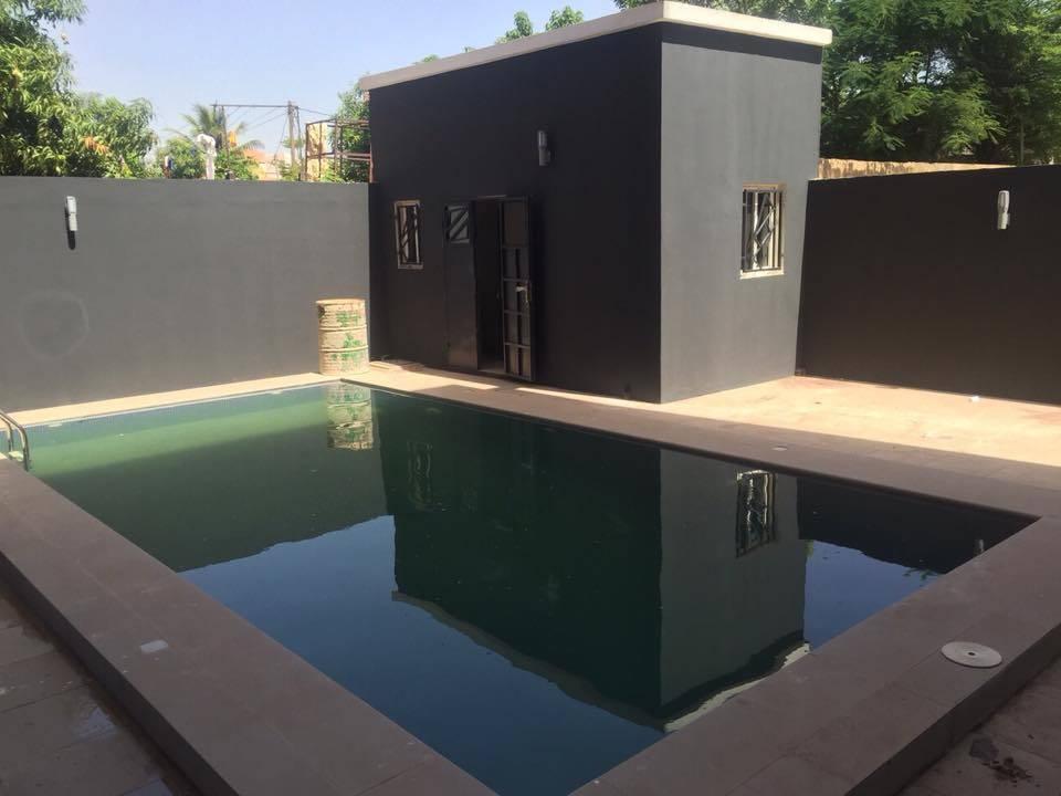 Appartements meubl s et non meubl s louer bamako ref for Location meuble non professionnel