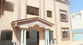 Villa avec piscine à louer à Faso Kanu Bamako