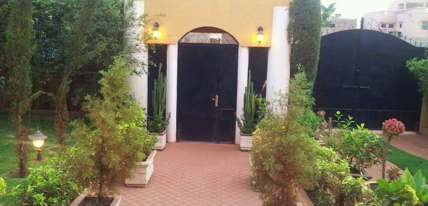 Villa luxueuse à louer à Bamako