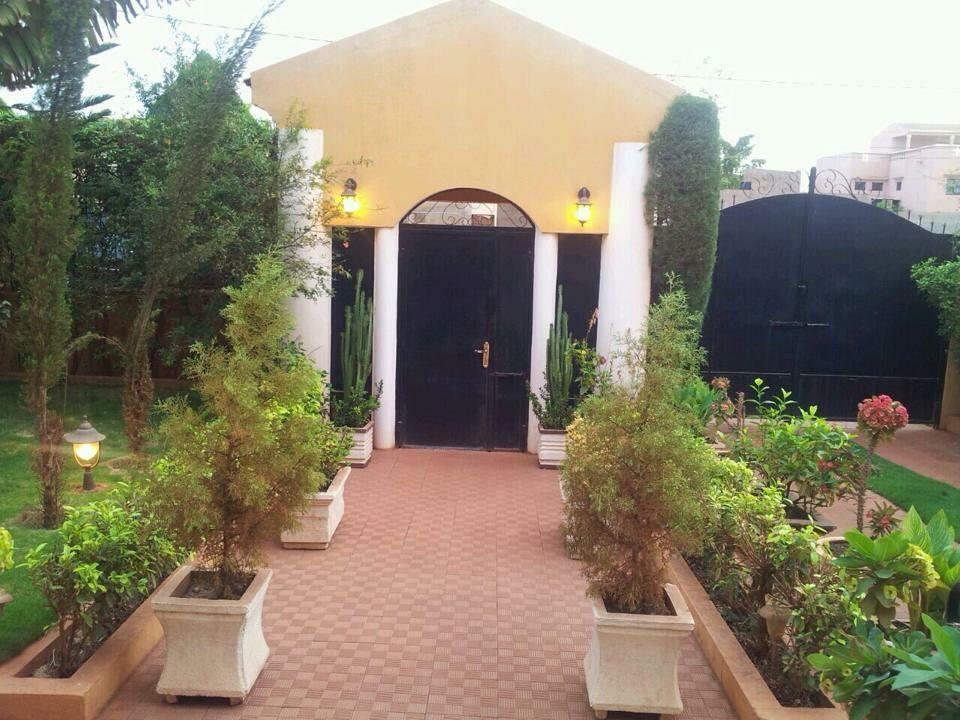 Villa luxueuse louer bamako se loger au mali for Villa louer vacances
