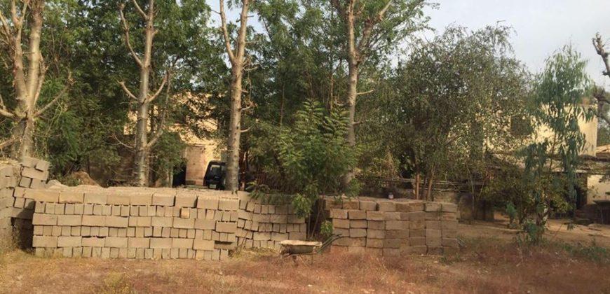 Terrains avec titre foncier à vendre à Titibougou (route de Koulikoro)