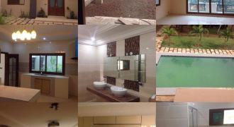 Villa à louer à Sebenikoro au bord du fleuve Niger