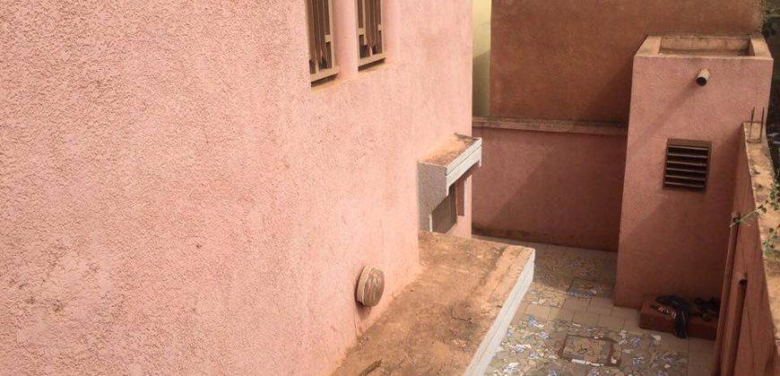 Villa à vendre à Bacodjicoroni ACI Bamako