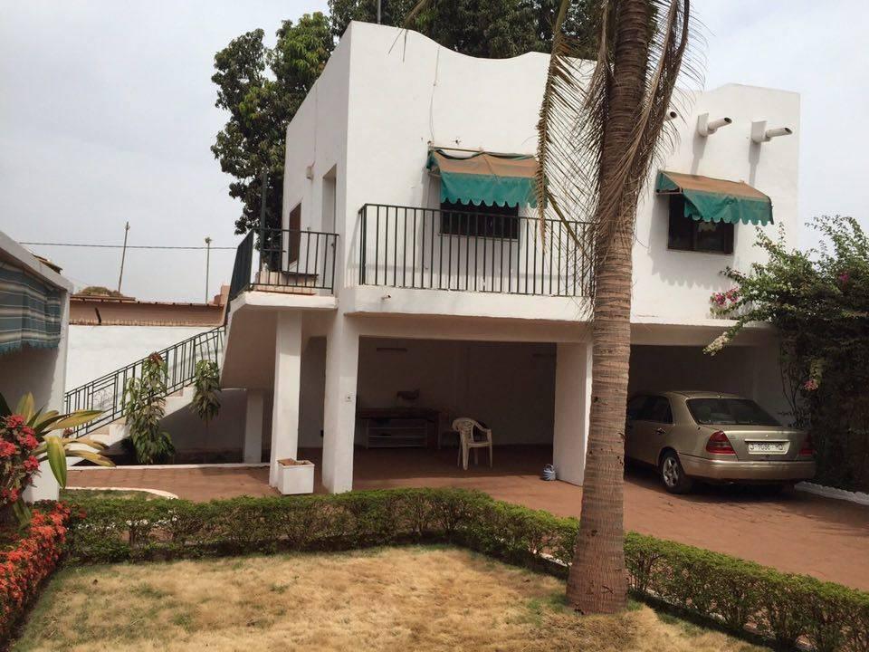 Maison a louer a badalabougou bamako ref 9610 se loger for Construire une maison au mali