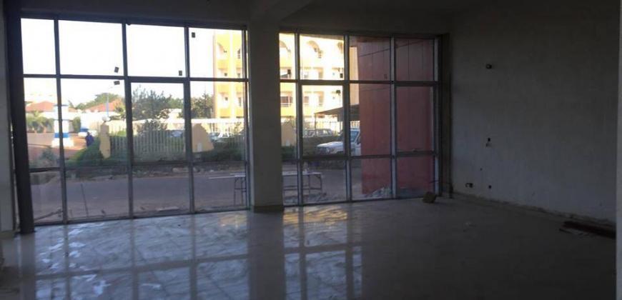 Bureaux a louer a l'ACI 2000 Bamako