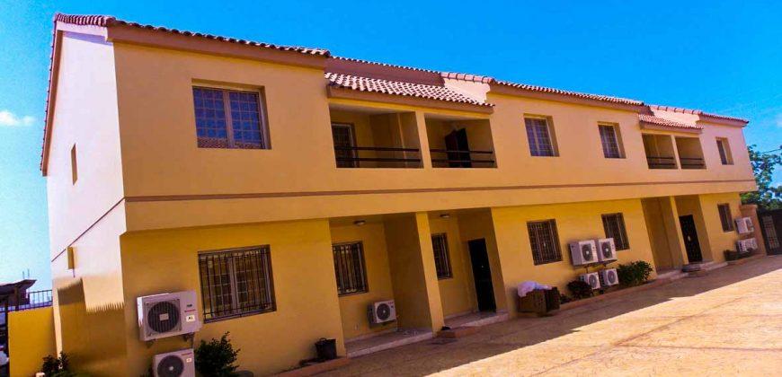 Villa duplex et appartements de haut standing a louer a Baco djikoroni ACI