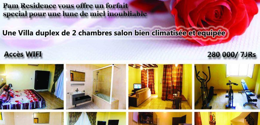Appartement à louer pour nuits de Noce (Kongnonso) a Bamako