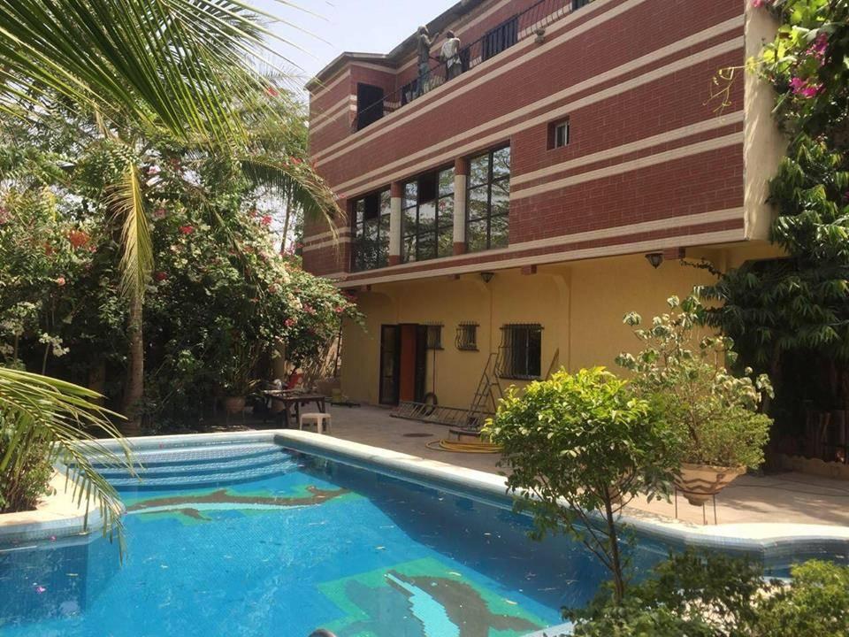 villa meubl e avec piscine louer missabougou ref
