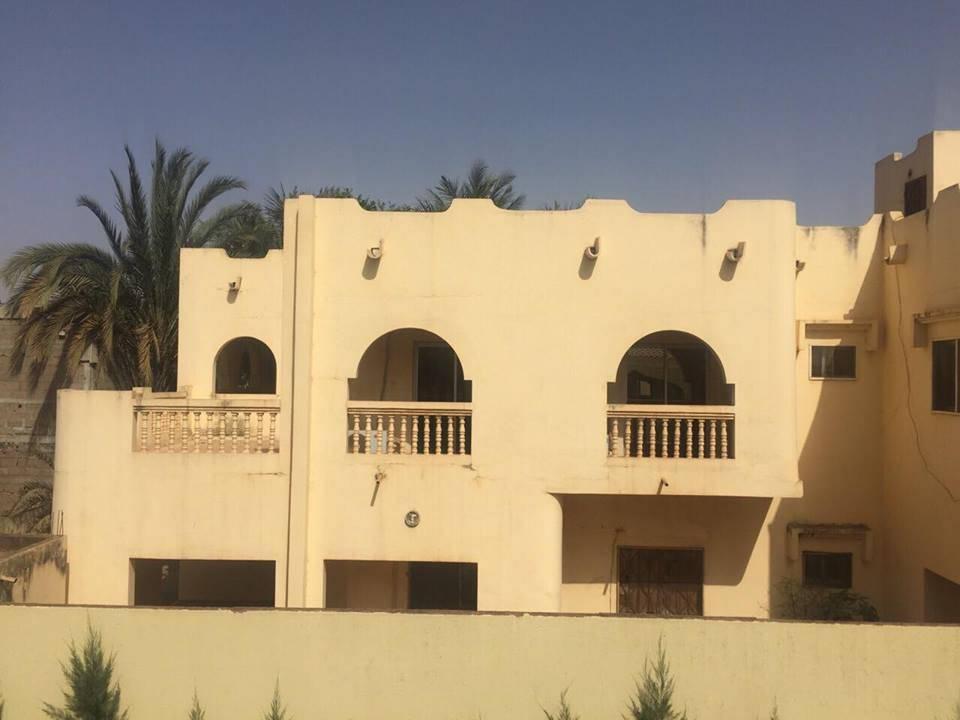 A louer villa r 1 situ e la cit du niger pr s de l for Chambre de commerce du niger