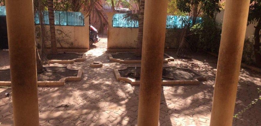 A vendre villa plain-pied située à Magnambougou Faso Kanu