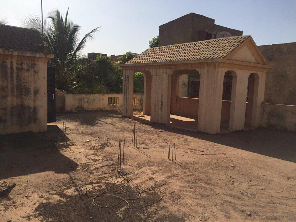 A vendre villa plain pied situ e magnambougou faso kanu se loger au mali - Villa moderne plain pied hadamik ...
