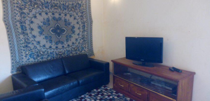 Appartement meublé a louer a Sebenikoro Bamako