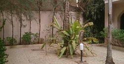 A louer villa située à l'Hippodrome Bamako