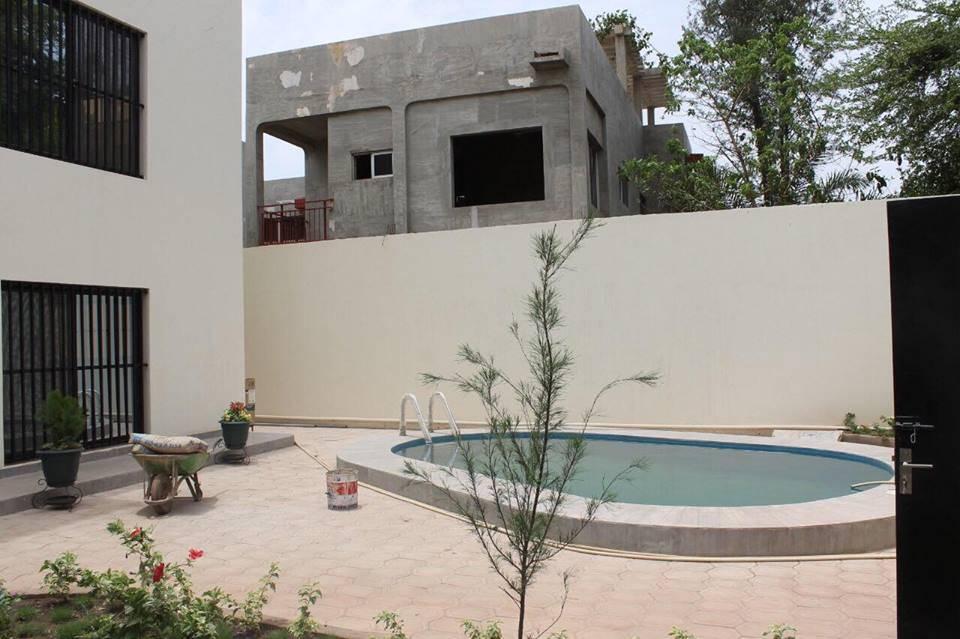 Location d 39 appartement la cit du niger for Chambre de commerce du niger