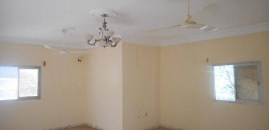 Villa à louer à la Cité du Niger, Bamako