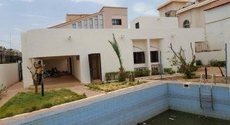 Location villa Bamako avec piscine