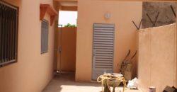 Location maison Bamako Faso Kanu