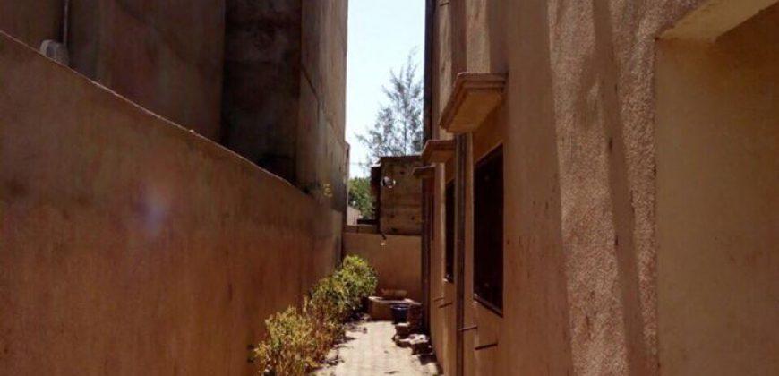 Vente de maison pas chere a Sebenicoro Bamako