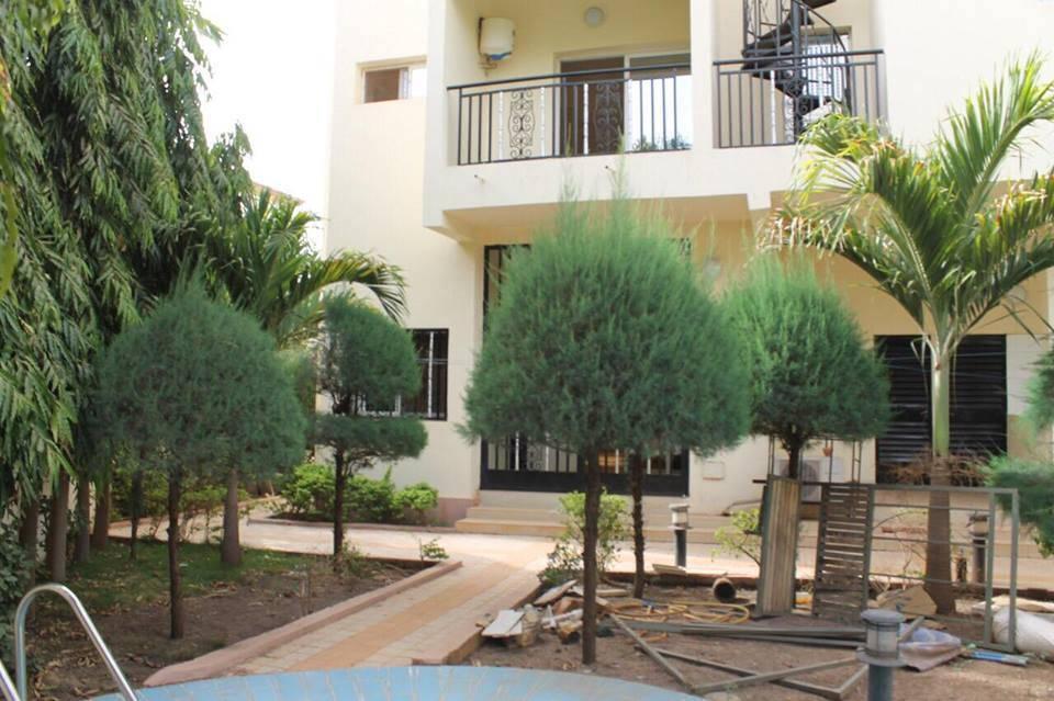 Villa meubl e avec piscine louer badalabougou est - Louer villa avec piscine ...