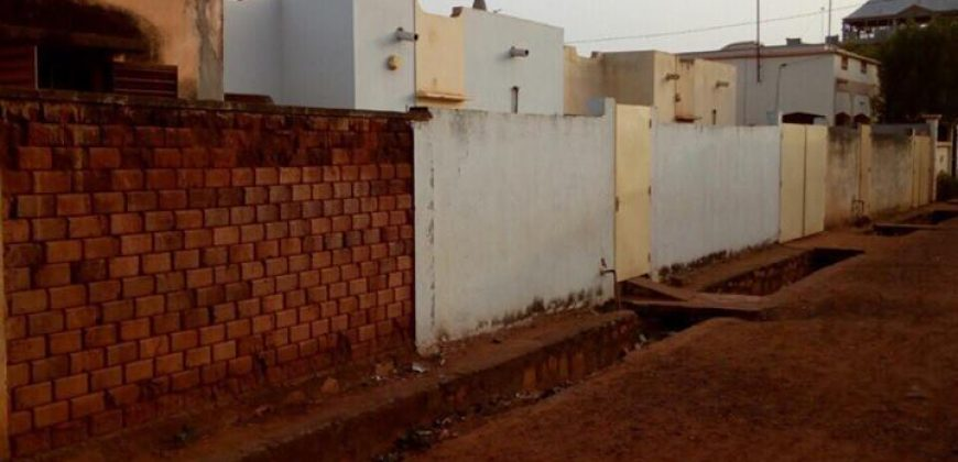 Villa a vendre a Bamako pas chere à Titibougou