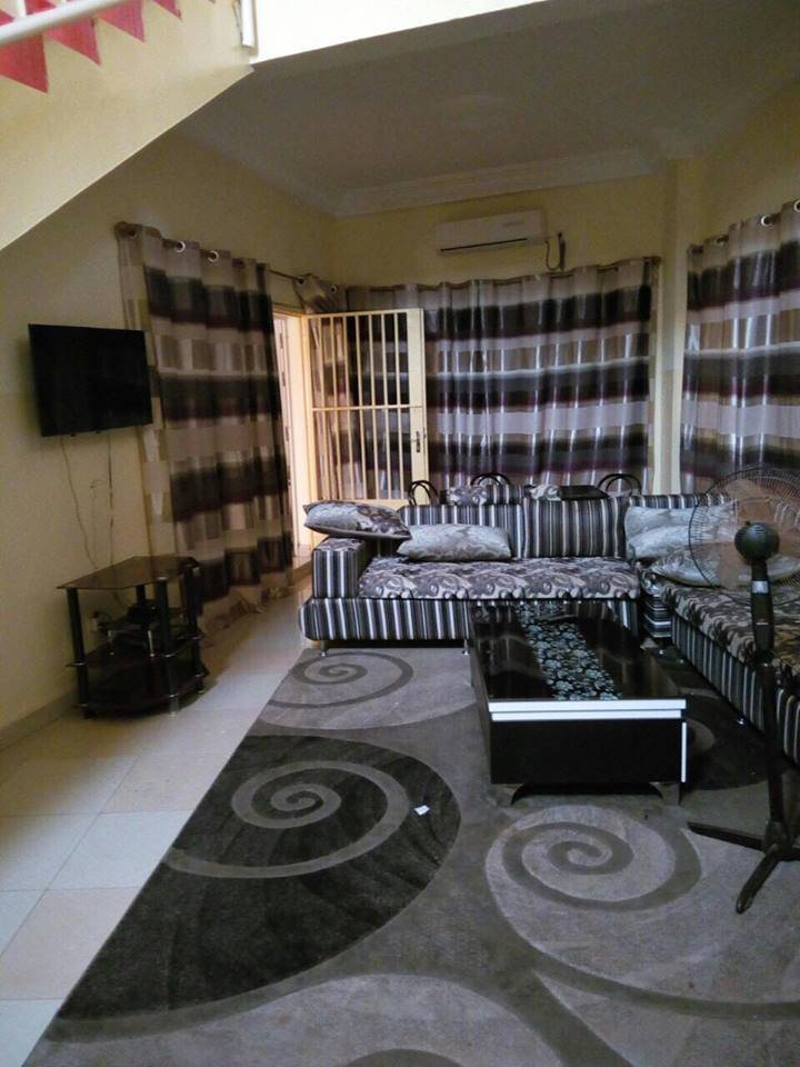 Appartement meubl a bamako au golf seloger mali for Appartment meuble