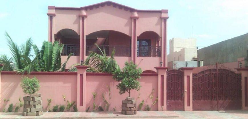 Belle maison a louer a Kalaban Coura, Bamako