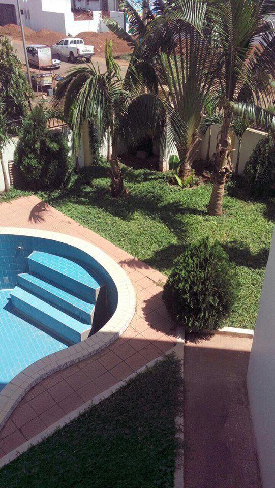 Duplex avec piscine a louer a boll bamako for Appartement a louer a mohammedia avec piscine