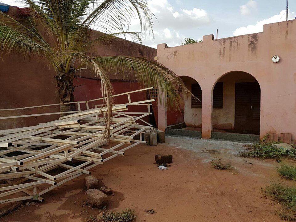Maison a vendre a sebenikoro bamako mali ref 6223 se for Construire une maison au mali