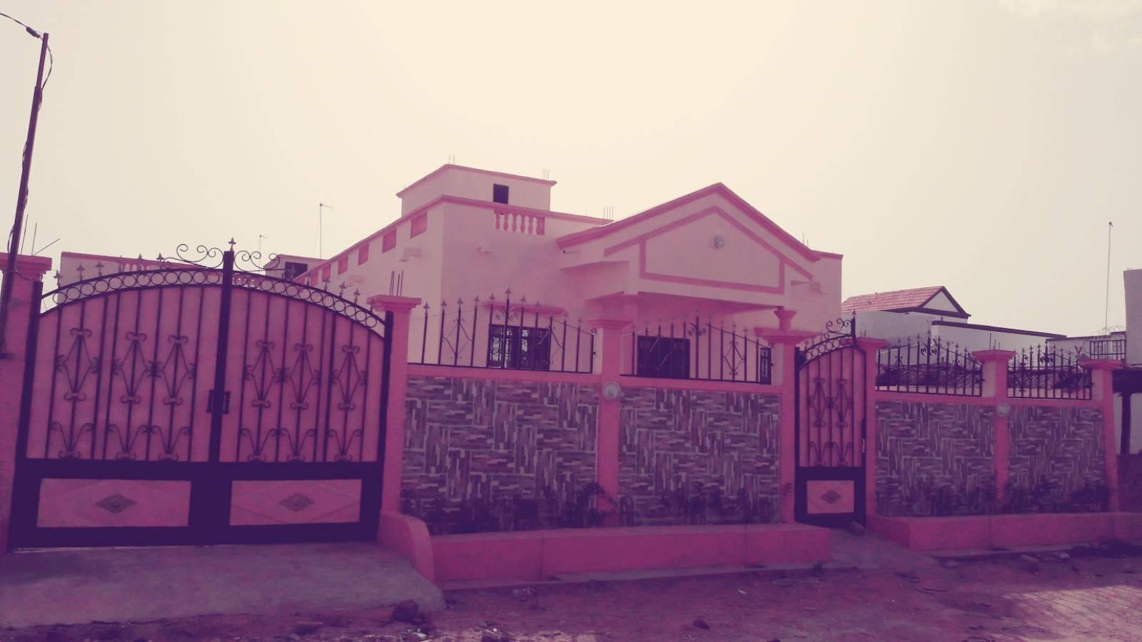 Maison vendre zrny bamako seloger mali for Chambre de commerce du niger
