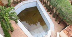 Triplex avec piscine a louer a ACI 2000 Hamdallaye Bamako