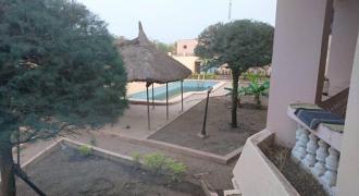 Villa avec piscine à louer à Badalabougou Bamako