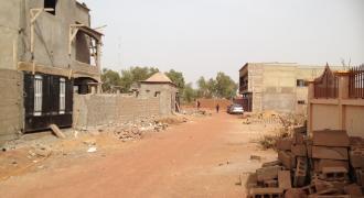 Terrain a vendre a Yirimadio derrière le Stade 26 Mars