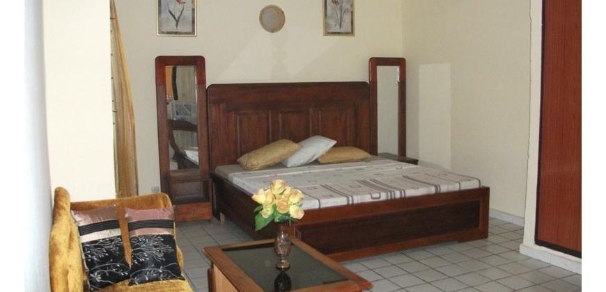 Studio meublé pour location de vacances – Abidjan