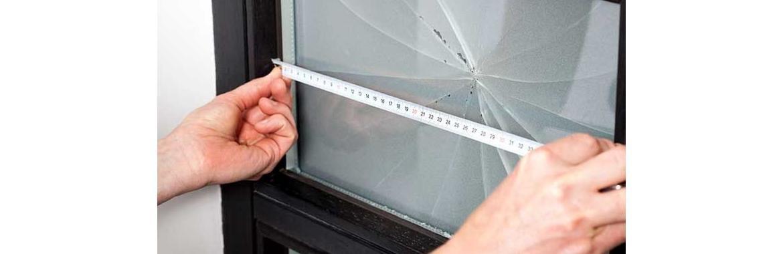 Réparations à double vitrage – Scellés de réparation
