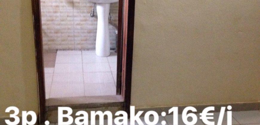 Appartement à louer à Missabougou