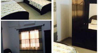 A louer Appartement meublé climatisé