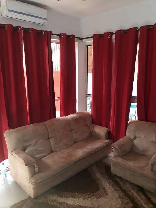 studio meubl climatis louer kalaban coura bamako se loger au mali. Black Bedroom Furniture Sets. Home Design Ideas