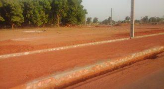Terrains viabilisés de 300m2 à Sébénikoro en titre foncier