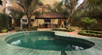 Location appartement meublé avec piscine à Sébénicoro Bamako