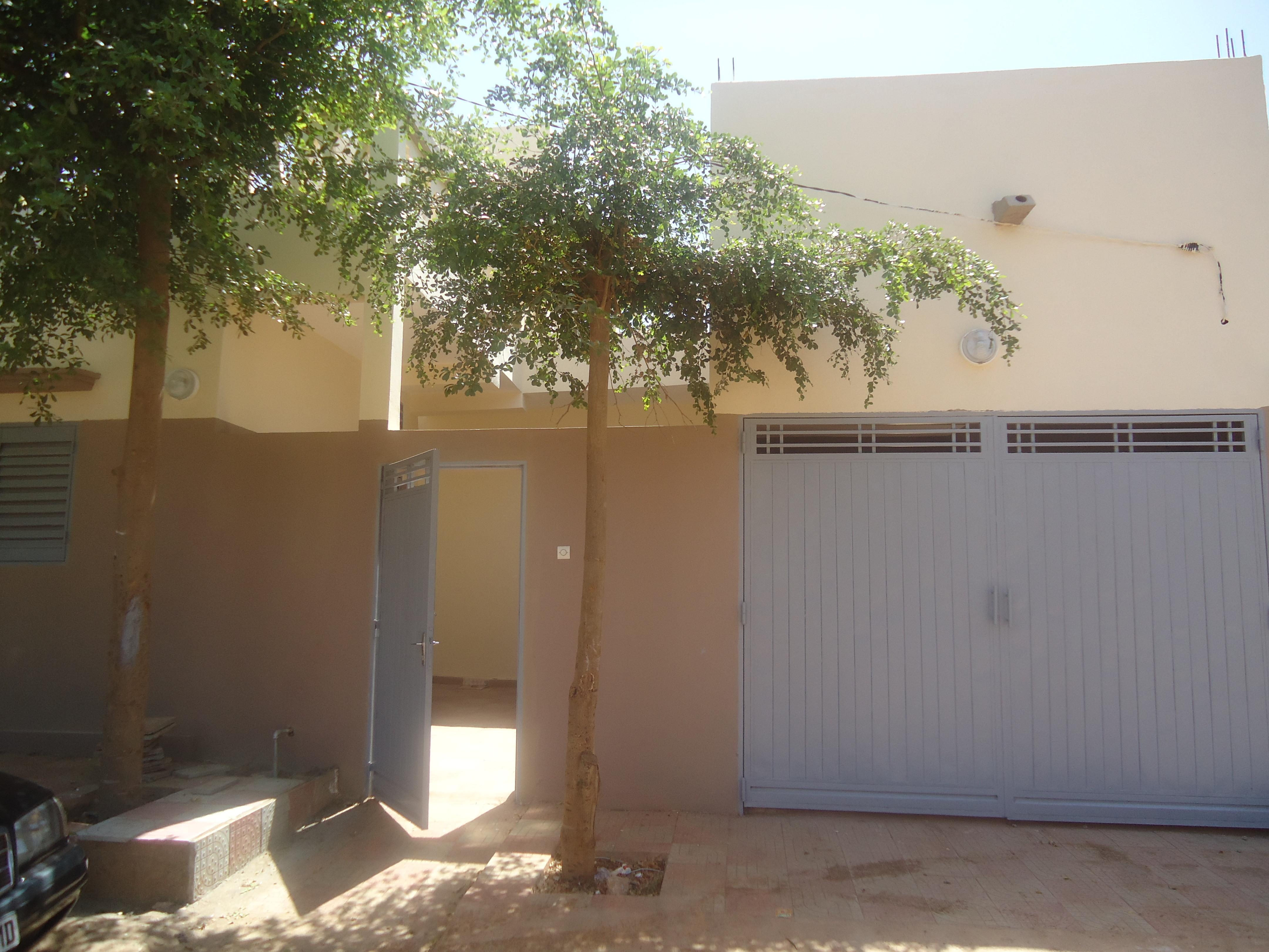 Villa neuve à louer à Missabougou près de l'hôpital du Mali et du 3 ème pont